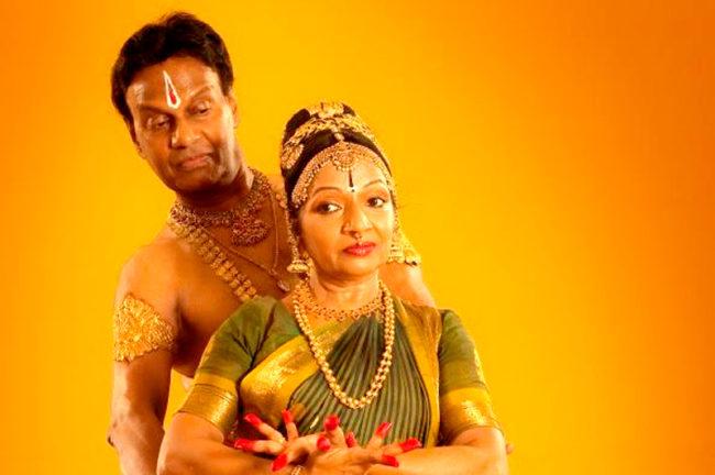 Raja Reddy & Radha Reddy