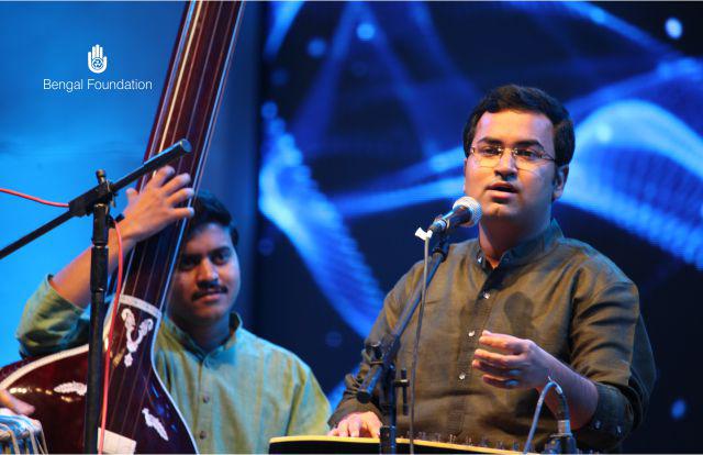 Brajeswar Mukherjee - Bengal Classical Music Festival