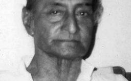 বারীন মজুমদার ১৯১৯-২০০১