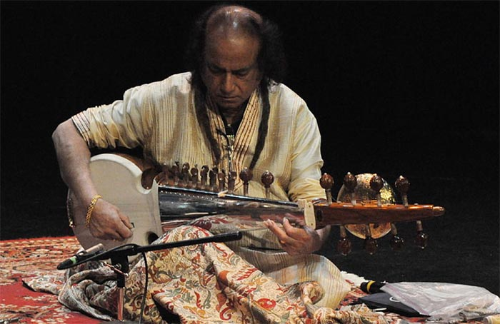 THE ASIAN AGE EXCLUSIVE An interview with music legend Aashish Khan