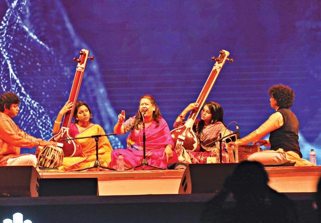 বেঙ্গল উচ্চাঙ্গসংগীত উৎসব ২০১৬