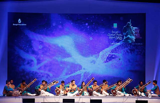 Bengal Classical Music Festival . 2016