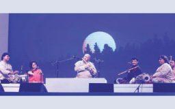 Hariprasad Chaurasia's magical flute brings curtain down on mega event