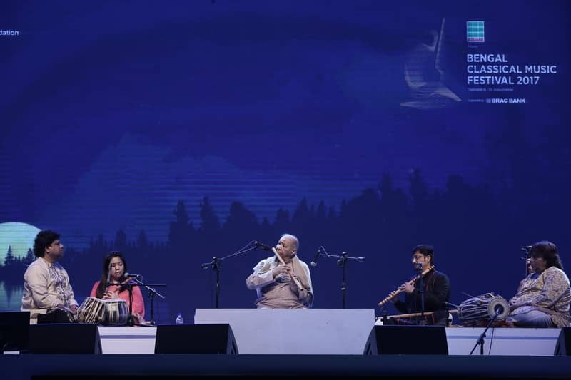 Bengal Classical Music Fest 2017 ends