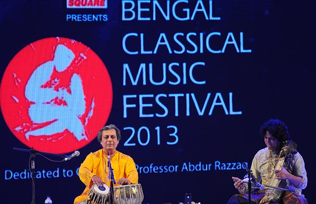 Bengal Classical Music Festival 2013