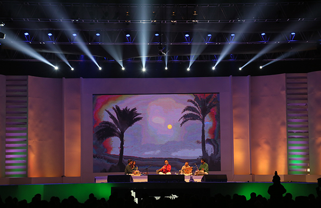 Bengal Classical Music Festival 2014 Television Commercial