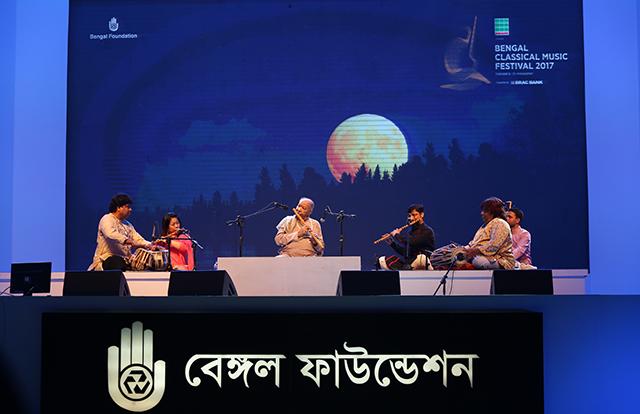 Bengal Classical Music Festival 2017