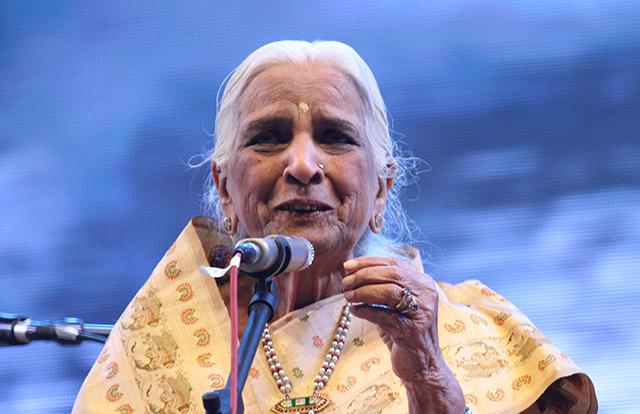 Remembering Vidushi Girija Devi (8 May, 1929 – 24 October, 2017)