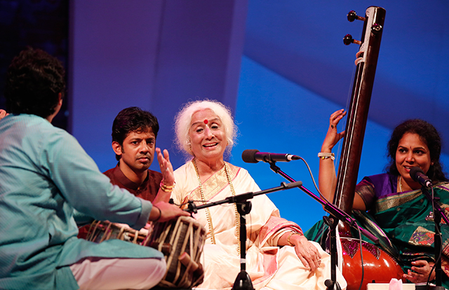 Glimpse of Bengal Classical Music Festival 2016 - DAY 3