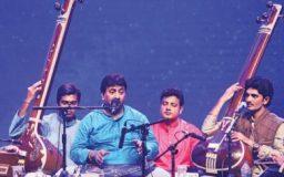 4th night ends with Pandit Budhaditya Mukherjee's stellar sitar performance