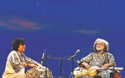 Chaurasia Billed to charm on final night