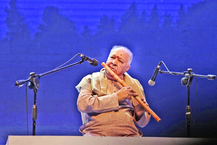 Bengal classical festival ends with heavenly flute