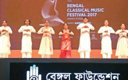 Music fest enthralls audience