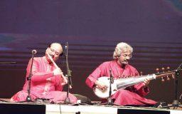 Ronu Majumdar and Debojyoti Bose leave audience spellbound